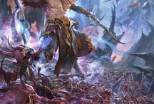 Warhammer AoS art