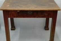 stary stół / Old table