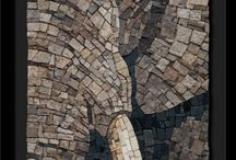 MOSAIQUE ART / IDEAS FOR MOSAIQUE ART