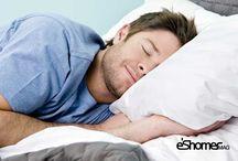 چگونه خواب راحت و عمیقی داشته باشیم ؟