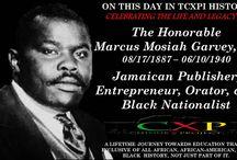 The Honorable Marcus Mosiah Garvey.