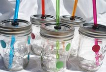 Mansion jars / Cute and fun / by Bree Cornelius