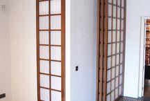 Puertas a medida: Francés, Shoji, especiales