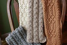 шарфы, палантины.