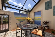 Outdoor Living Spaces / The photos in this album are designs, remodels, and renovations by Luxury Home Solutions.