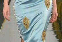 tenues algeriennes