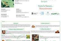 Brochure / Brochure pubblicitarie e promozionali