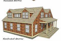 Desain eksterior / Rumah