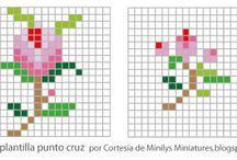 kücük motifler//small pattern