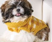 Crochet - For Pets / These are all patterns we have in our current library - which is growing everyday!!