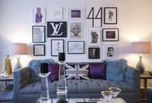 Professional Eye / 44 Charles has invited more than a few professional interior designers to lend their talents to our furnished and guest suites. Have a look and get inspired.