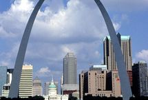 St. Louis / by Sharon Tripp