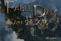 Fable Day 2016 / Albion needs you once again: April 9th, 2016 fight, kick chickens, choose your destiny by playing Fable, Fable 2, Fable 3 or Fable Legends with millions of fans!