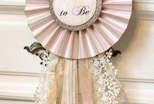 Victorian Inspired Bridal Shower / Victorian inspired bridal shower ideas.