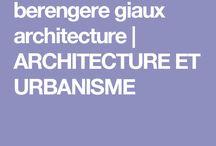 Architectes a suivre