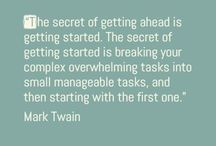 Time and tasks