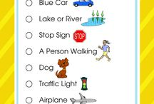 Travel ideas for kids / by Tai Musson