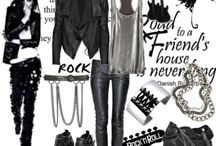 Fashion Inspired // Glam Rock / by Brianna Gamble