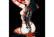 Bettie Page collector