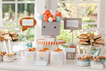 Baby showers / by Shannon Seefeldt