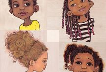 Black art / Beautiful examples of afro art