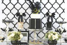 Birthday decorations / by Korri McElfresh