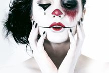 American Horror Story Makeup