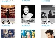Cap Roig Festival 2013 / Cap Roig reúne a las estrellas más relevantes de la escena musical nacional e internacional