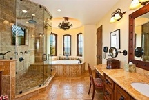Celebrity Tiled Bathrooms