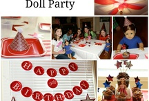Doll party / by Erin Reaper