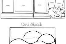 Scrapbooking: Kiwi Lane Sketches
