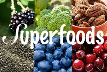 Superfoods / These superfoods will help you maintain a healthy and balanced lifestyle. #health #superfoods #lifestyle