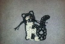 Gatti - tatting cats