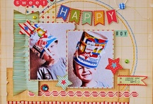 Scrapbook  Page Ideas / by Theresa Lombardi