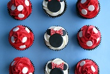 minnie mouse 1st birthday / by Meaghan O'Malley