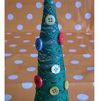 Natal - christmas crafts / Trabalhos criativos de Natal e possíveis de fazer com crianças.