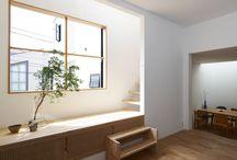 階段・リビング【窓】