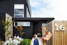 Exterior house / by Dawn Nielson