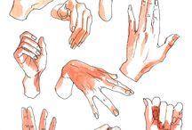 CzyTyJesteśPoważna?! / Tutaj zapisuję rysunki lub zdjęcia pomocne w rysowaniu rąk.
