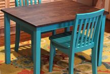 Kitchen / Table chairs DIY etc.