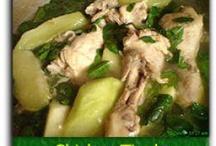 Favorite Filipino Dishe