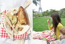 A month in Paris