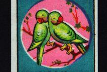 vintage ephemera: matchbox