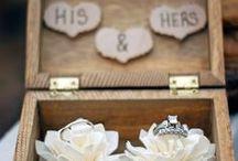 Wedding ring carrier