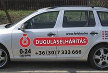 Duguláselhárító autó a pici :-)  / Bl-online Kft pici duguláselhárító autója ezzel rója Budapest területét és segít a bajba jutott megrendelőkön http://www.lefolyo.hu