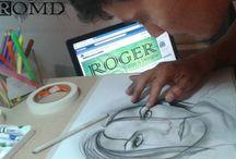 Roger Marcelo / Art,Designer & Tattoo