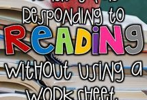 """Applicious Responding to Text Ideas / Activities, ideas, and projects for """"Responding to Text"""" type writing. Responding to text resources, activities, and ideas for the 3rd, 4th, and 5th grade classroom"""