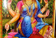 Hinduism -Laxmi