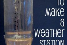 Fun and games / Great ideas for home made weather instruments