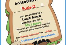 School Counseling - Lunch Bunch / by Jessie Frizzell